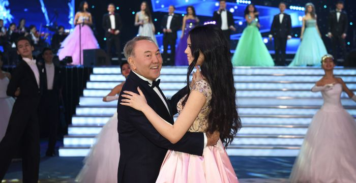 2016 will celebrate 25th anniversary of Independence of Kazakhstan: Nazarbayev