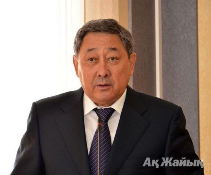 Governor Izmukhambetov included into the List of Mazhilis deputies