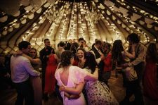 Europeans choose yurts for wedding ceremonies
