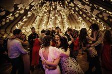 Europeans choose yurts for wedding ceremonies