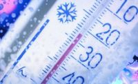 Weather forecasters predict cold February
