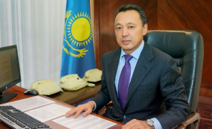 ​Drilling 15 thousand meters wells still relevant within Eurasia project - S. Mynbayev