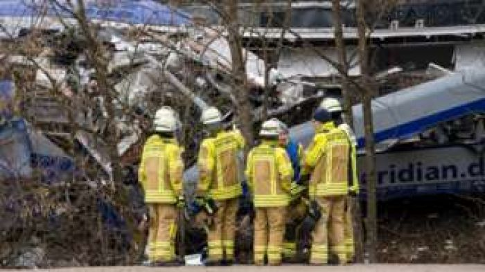 Germany train crash: Controller error theory dismissed