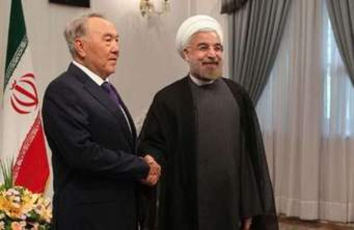 ​Nazarbayev to pay official visit to Iran in late April