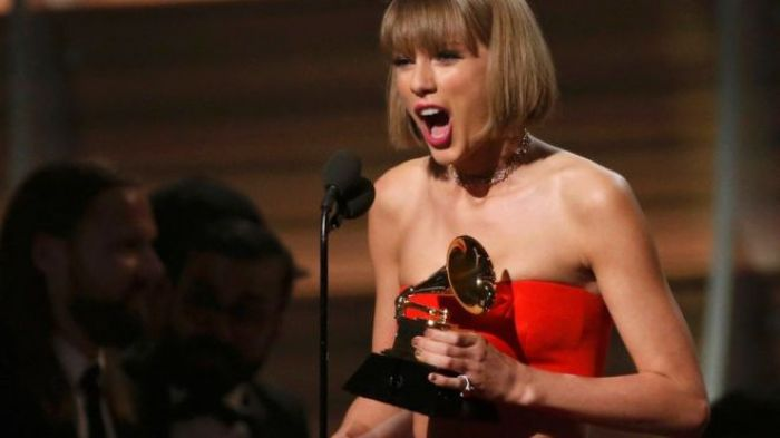 Grammys 2016: Taylor Swift wins Album of The Year
