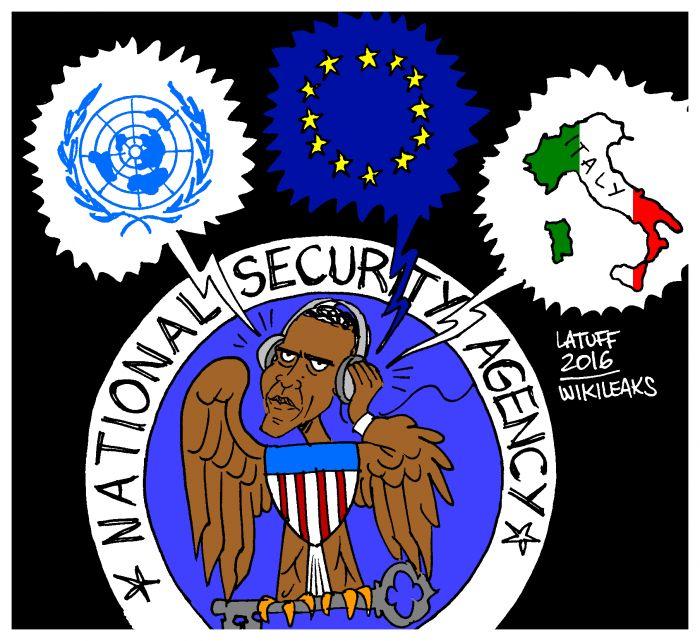 NSA Targets World Leaders for US Geopolitical Interests