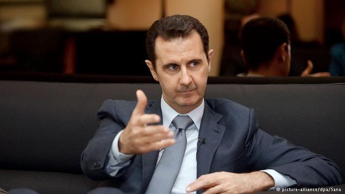 Syrian President Bashar al-Assad accepts the ceasefire deal