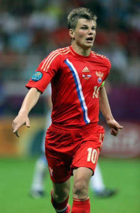 Former Arsenal star Arshavin moving to Kazakhstan