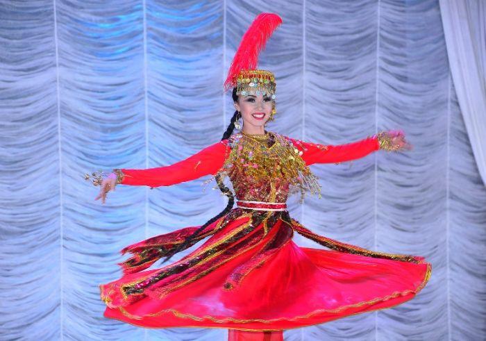 National dance festival in Atyrau (photogallery)