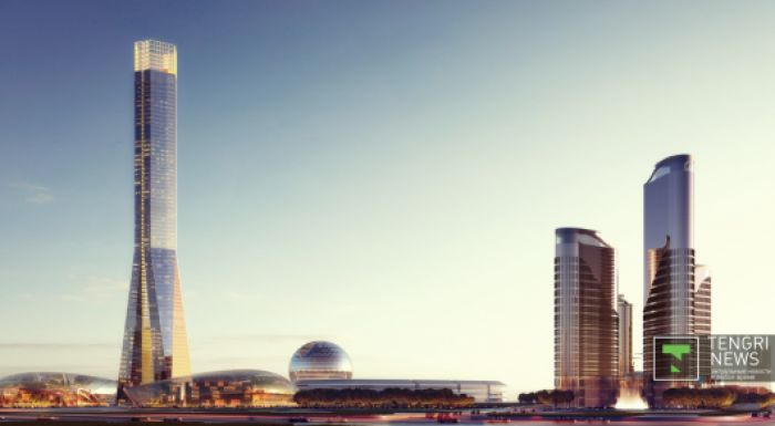 World Trade Center to be buit in Astana