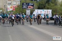 1 May – 'Charity Bike Ride Atyrau – 2019'
