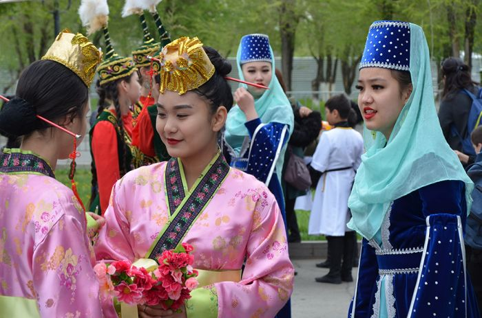 1st of May - Day of Unity in Atyrau