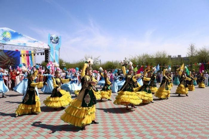 Holiday Events: Concerts and Presidential Visit to Atyrau