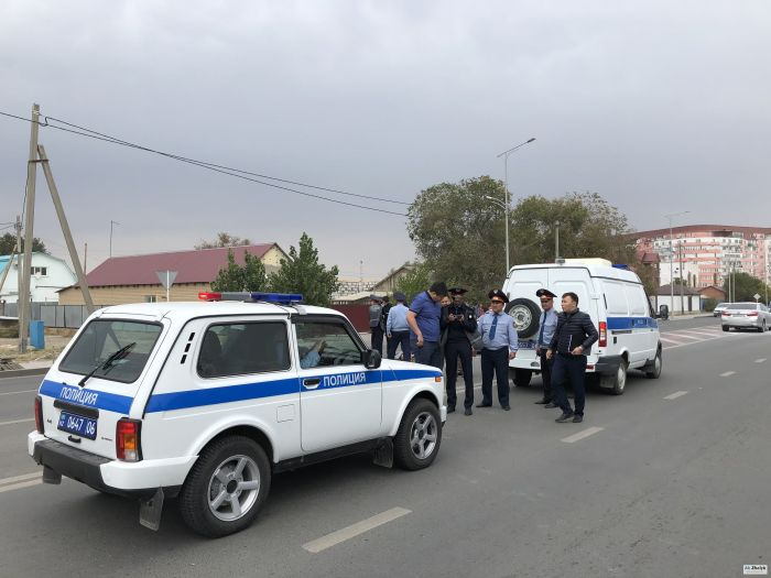 A teenager died in Atyrau after being hit by a car on a pedestrian crossing