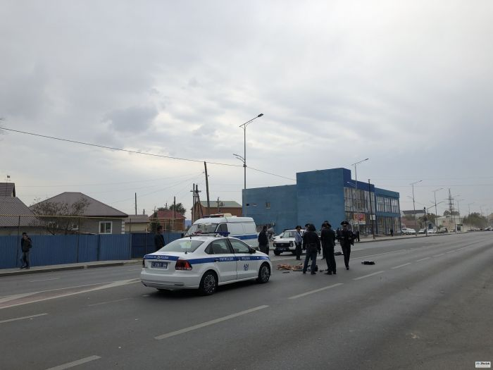 "Death at pedestrian crossing: ""fast and furios"" in Atyrau?"
