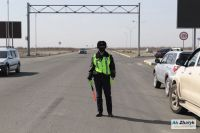 """""""It is prohibited to enter and leave the city of Atyrau."""" Order imposing restrictive measures during quarantine"""