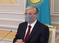 Қазақстан президенті Қасым-Жомарт Тоқаев: