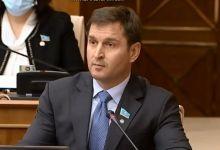 Андрей ЛИННИК, ҚР Мәжілісінің депутаты: