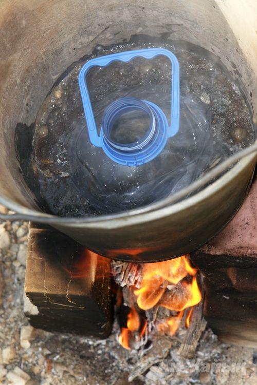 Как правильно сделать искусственный водоем
