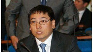 Экономика және бюджеттік жоспарлау министрі Ерболат Досаев.