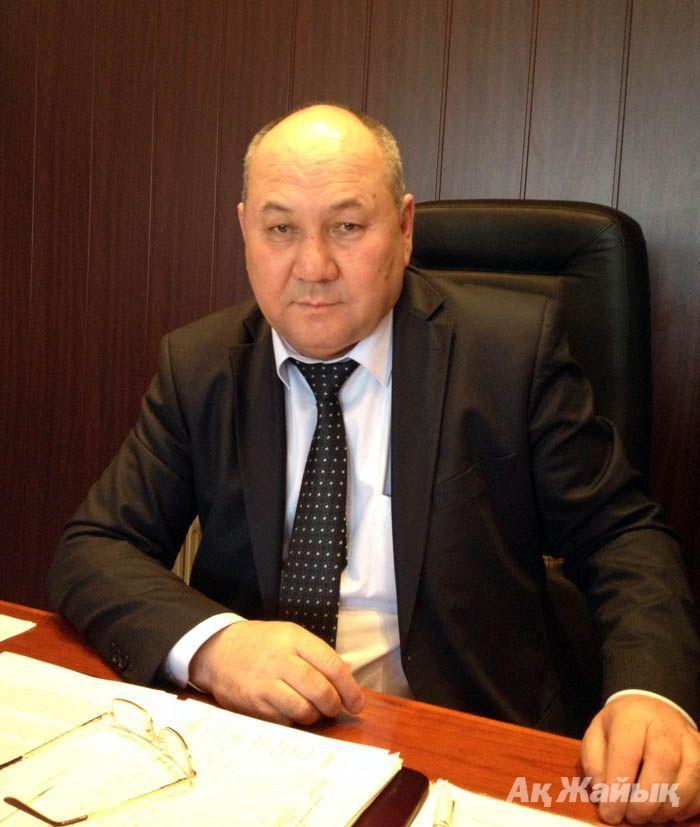 Жайық-Каспий облысаралық бассейні балық шаруашылығы инспекциясының бастығы Әлібек БҰҚАРБАЕВ