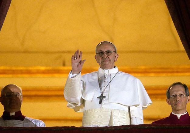 Жаңа Рим папасы Хорхе Марио Бергольо.