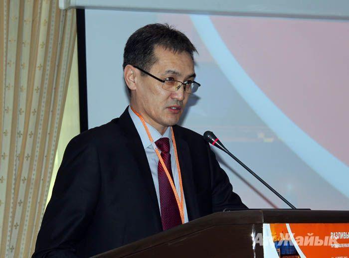 Маңғыстау облыстық ТЖ департаменті бастығының орынбасары Сергей ОЛЖАБАЕВ