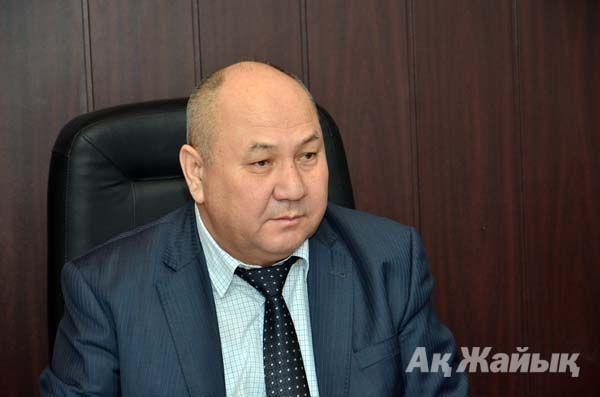 Жайық-Каспий облысаралық бассейні балық шаруашылығы инспекциясының бастығы Ә. БҰХАРБАЕВ