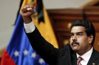 Николас Мадуро. Фото дереккөзі: www.bbc.co.uk