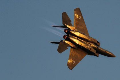 Израильдің ВВС ұшағы. Фото: Amir Cohen / Reuters