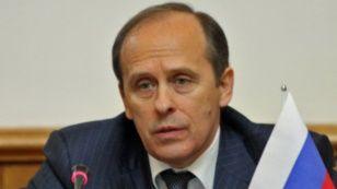 Ресей Федералдық қауіпсіздік қызметінің басшысы Александр Бортников.