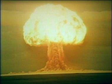 60 жыл бұрын, 1953 жылдың 12 тамызында Семей полигонында сыналған РДС-6С бірінші советтік сутекті бомбысы болды