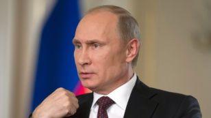 Владимир Путин Associated Press агенттігіне сұхбат беріп тұр. Мәскеу, 3 қыркүйек 2013 жыл