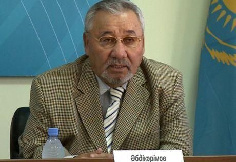 Оралбай ӘБДІКӘРІМОВ. Фото: vesti.kz