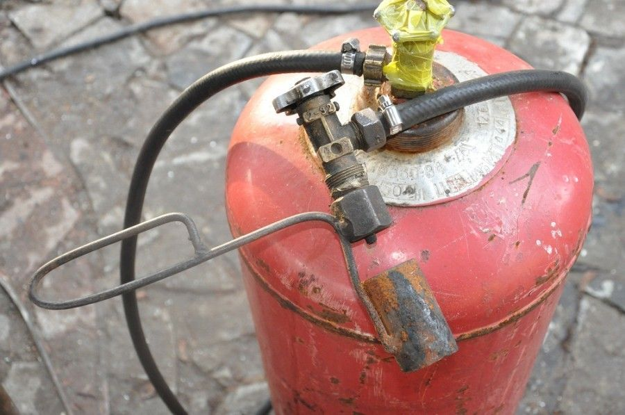 Газовые горелки для баллонов своими руками 881