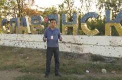 Қасым Аманжолдың Украинадағы жағдай туралы журналистік зерттеуі.