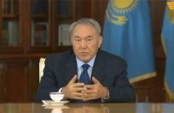 Нұрсұлтан Назарбаевтың БАҚ өкілдерімен сұхбаты