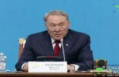 Нұрсұлтан Назарбаевтың «Нұр Отан» партиясының XVI съезінде сөйлеген сөзі