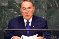 Назарбаевтың БҰҰ-ның Бас ассамблеясында сөйлеген сөзі