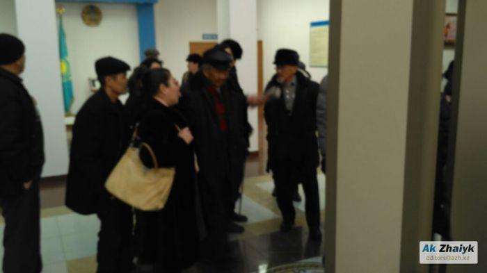 «Жер митингілері» туралы іс: Апелляция шешімін сағат 18-де жариялайды