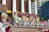 Атыраудағы театр фестивалі
