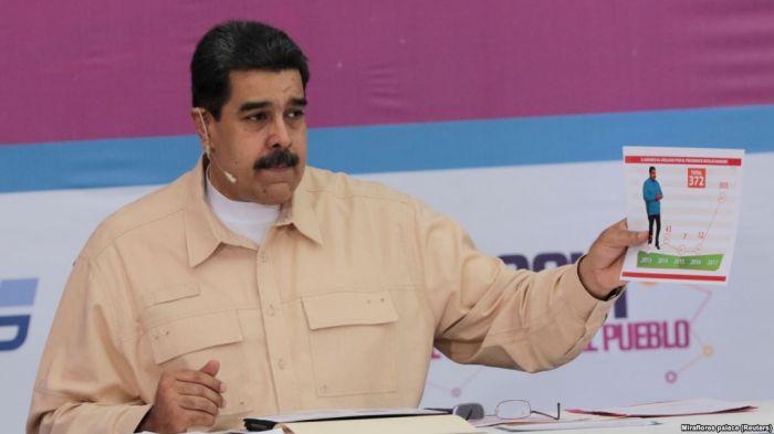 Венесуэлада оппозиция сайлау қорытындысын мойындамады