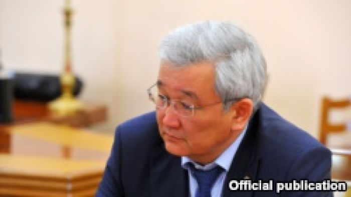 Бішкектің экс-мэрі Кулматов қамалды