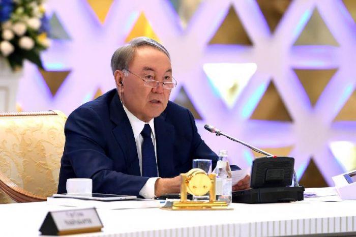 Нұрсұлтан Назарбаевтың қатысуымен шетелдік инвесторлар кеңесінің отырысы басталды