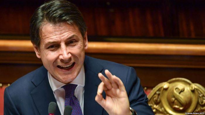 Италияның жаңа премьері: Ресейге қарсы санкцияны жою керек