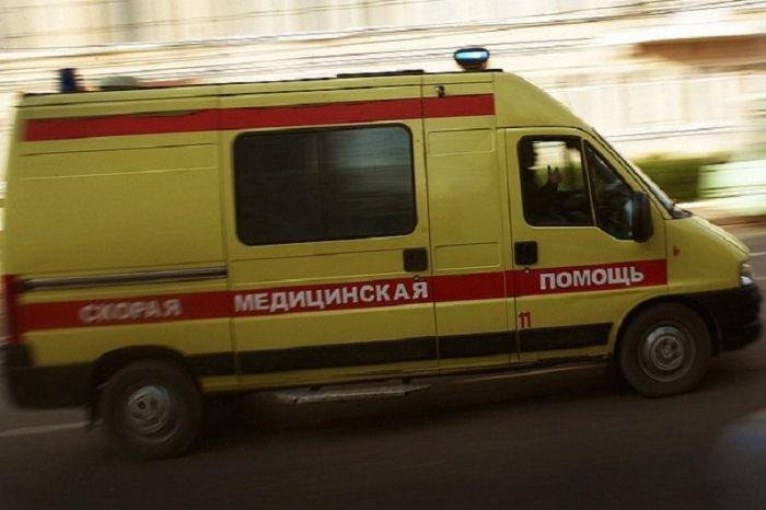 Мәскеуде такси көлігі бір топ адамды қағып кетті