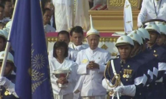 Камбоджа ханзадасы жұбайымен апатқа ұшырады