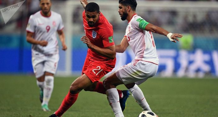 ӘЧ-2018: Англия құрамасы Тунис командасынан басым түсті
