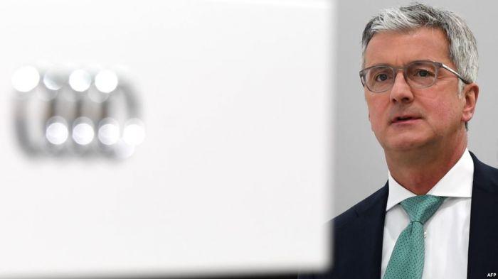 Германияда Audi концернінің басшысы қамалды