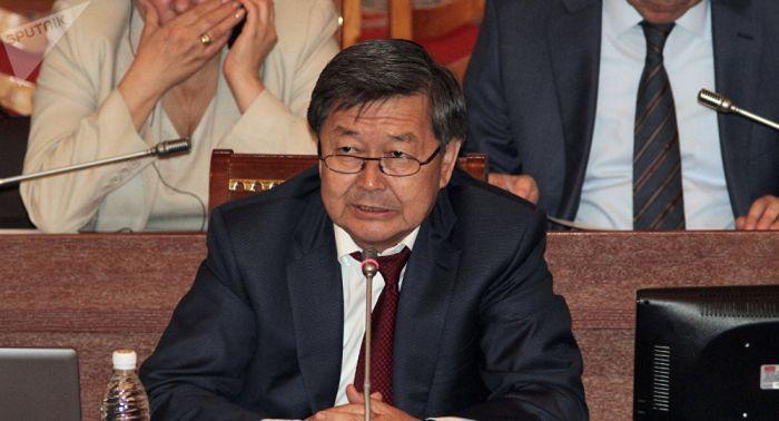 Қырғызстанда тағы бір бұрынғы премьер-министр ұсталды